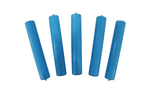 アイスキューブスティック5本再利用可能冷凍可能ウォーターボトル冷却ロッド(5本)