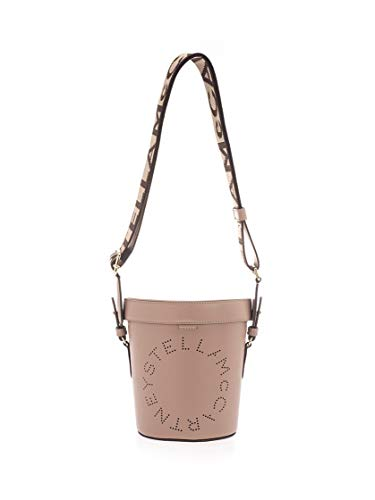 Luxury Fashion | Stella Mccartney Dames 700016W85422800 Roze Leer Schoudertassen | Lente-zomer 20