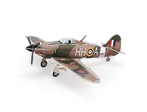 Royal Air Force RAF Hurricane Fighter Plane 3D EPS Foam Puzzle Airplane Model