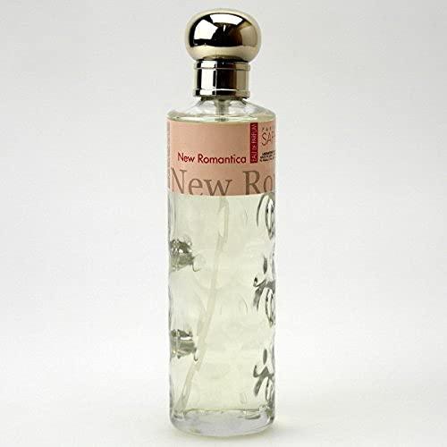 PARFUMS SAPHIR New Romántica - Eau de Parfum con vaporizador para Mujer - 200 ml