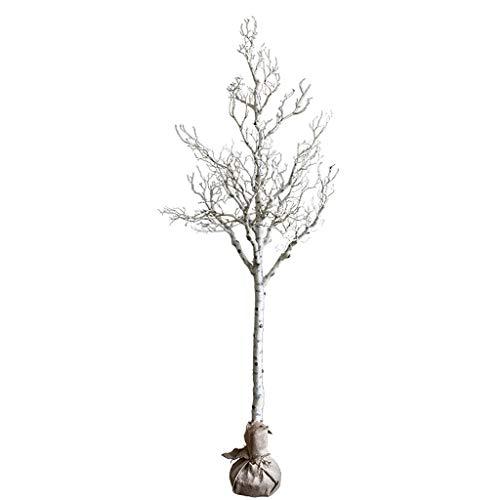 Arbol Artificial Simulación Árbol seco Ramas Decorativas Artificiales Grandes Arreglo Floral seco Arte Ventana Floral Exhibición (tamaño : 37 Inches)