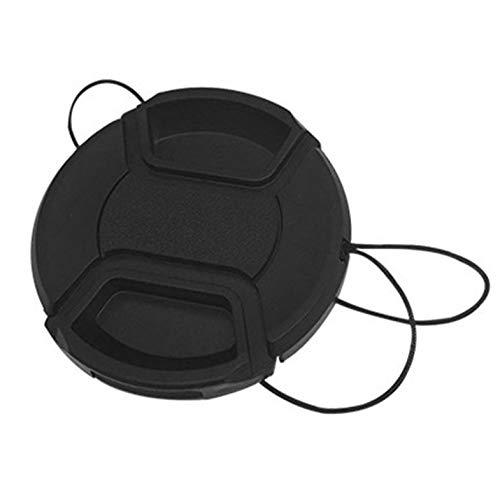 ghfcffdghrdshdfh - Tapa de protección para objetivo de cámara réflex (resistente al polvo, con cuerda)