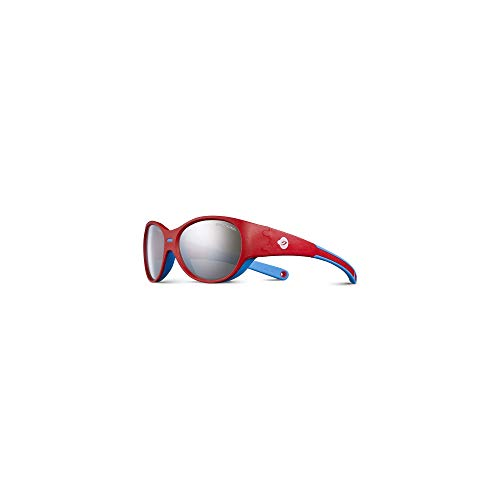 Julbo puzzel zonnebril baby kinderen one size rood/blauw