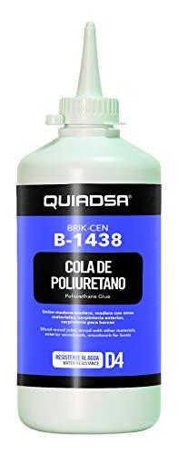 Quiadsa 52600005 B-1438 Adhesivo Pegamento de Poliuretano, 500 g
