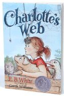 Charlotte's Web (05) by White, E B [Paperback (2005)]