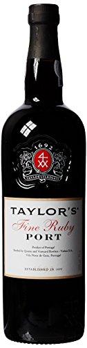 Vinho Do Porto Taylors Fine Ruby Tinto Portugal 750 ml