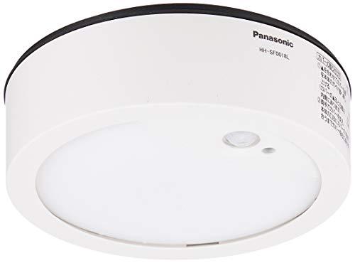 パナソニック 軒下用LEDシーリングライト 明るさセンサー・人感センサー付 省エネ HH-SF0018L