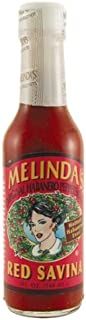Red Savina Habanero Sauce