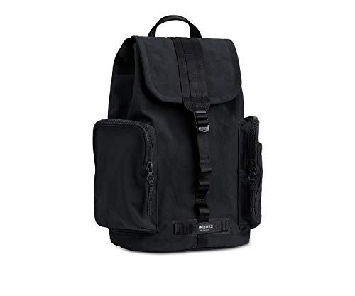 Timbuk2 Lug Knapsack Backpack Jet Black 2019 Rucksack