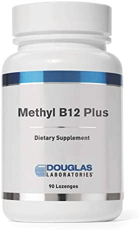 DOUGLAS LABORATORIES - Methyl B12 Plus - Supports Blood Cell Production, Nervous System, and Metabolism - 90 Lozenges