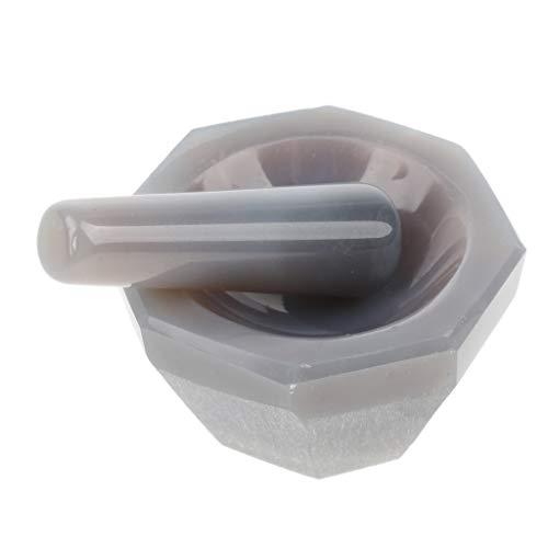 sharprepublic Mezcla Trituradora De Pastillas Trituradoras Establece Mortero De ágata Y Especias De Mortero