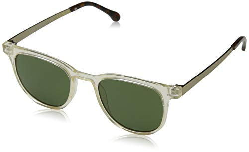 Komono Francis Monturas de gafas, Transparente (Metal Prosecco), 50.0 Unisex Adulto