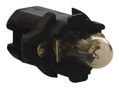 T3 Steckbirne mit Fassung 12 Volt 1,2 W für Armaturenbeleuchtung Vergleichsnr. 431919040