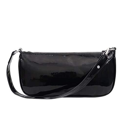 Damen Taschen Elegant Freizeit Handtaschen Umhängetasche aus Leder Damenhandtaschen Henkeltaschen Schultertaschen Klein Tasche Shopper Wasserdicht