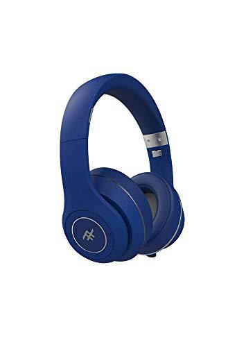 iFrogz - Impulse 2 Wireless - Premium Headphones with Long Battery Life - Blue