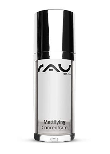 RAU Mattifying Concentrate 30 ml - Mattierendes Serum bei Fettiger Öliger Haut, Porenverfeinernd