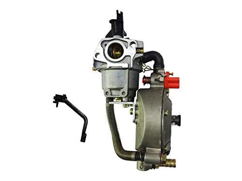 C·T·S Vergaser LPG CNG Umrüstsatz für GX160 GX200 168F 170F 2KW 3KW Generator