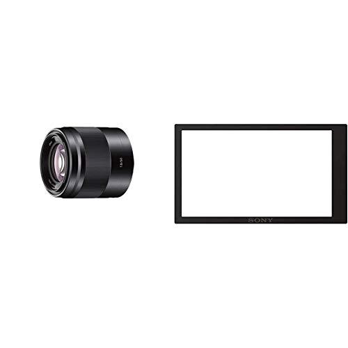 Sony SEL-50F18 Porträt-Objektiv (Festbrennweite, 50 mm, F1.8, APS-C, E-Mount)...