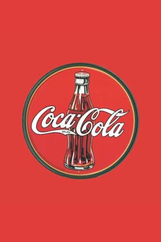 Coca-cola: Vintage notebook