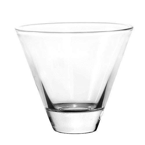 Stemless cocktail glasses (6)