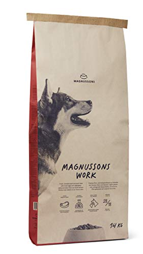 Magnusson Meat & Biscuit Work, 1er Pack (1 x 14 kg)