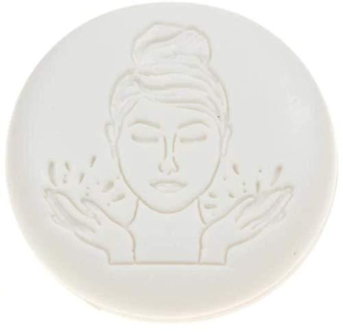 Ovis Schafmilch Gesichtsseife milde Reinigung für empfindliche Gesichtshaut allergenfreier Duft 50 g