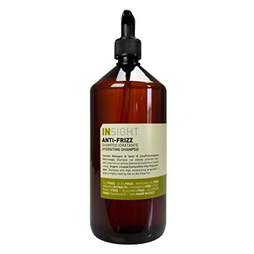 Insight feuchtigkeitsspendendes Shampoo gegen krauses Haar 900 ml