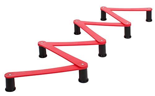 Merco 7 Section Stickhandling Hockeytrainer