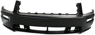 Front Bumper Cover Compatible with 2005-2009 Ford Mustang Primed GT Model Conv/Coupe - CAPA