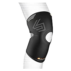 Shock Doctor Knee Brace Compression Sleeve for Sports