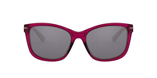 Oakley Sonnenbrille Drop In - Gafas de Ciclismo, Color Morado (Crystal Raspberry...
