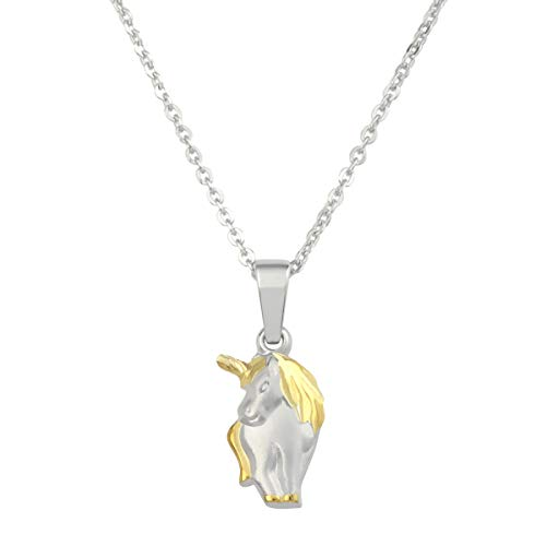 Amor necklace with pendant
