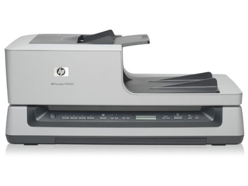 Why Choose HP N8460 Scanjet Document Flatbed Scanner