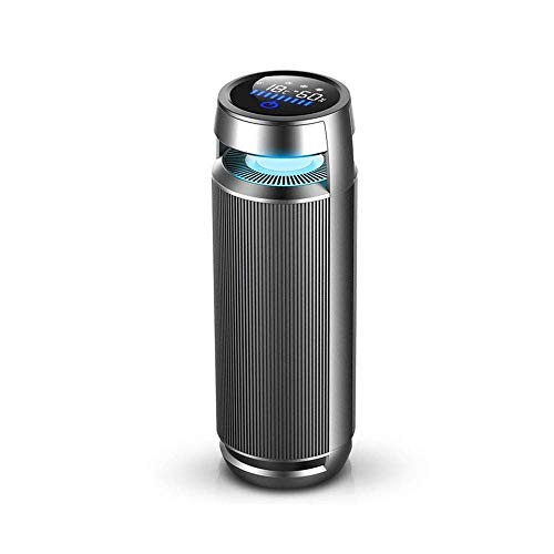 New DEJA Air Purifier Filter, Portable Air Cleaner for Car, Rooms, Offices, Desktop, Freshens Air Re...
