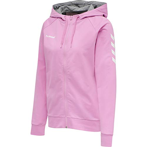 HUMMEL GO COTTON ZIP HOODIE WOMAN