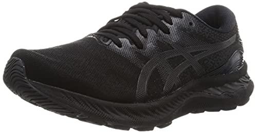 ASICS Gel-Nimbus 23 Road Running Shoe, nero, Nero (Nero ), 42.5 EU