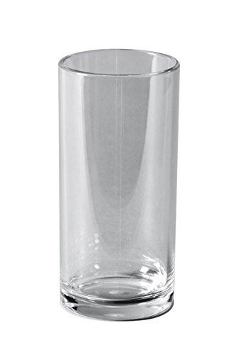 Bo-Camp Longdrink Deluxe - Set di 2 Bicchieri 300 ml, 100% policarbonato