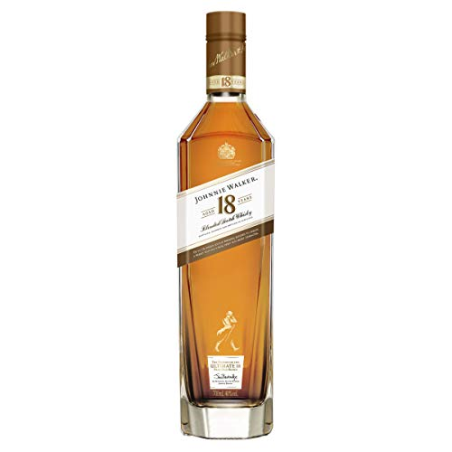 Johnnie Walker 18 Years Old The Pursuit of Ultimate Whisky, Blend mit Geschenkverpackung (1 x 0.7 l)
