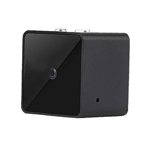 shentaotao Hilos de la cámara A8 versión de la Noche de Voz Grabadora de vídeo HD de 1080p de Seguridad Mini Negro