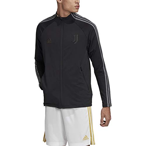 adidas Juventus Anthem Jacket 2020/21 (Large) Black