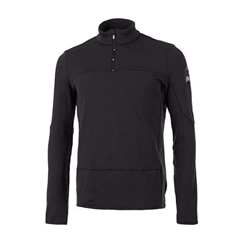 Maloja Adrian T-Shirt Langarm, Herren L grau