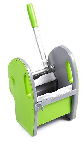 Apex Strizzatore per Carrello Pulizia Mop Professionale Verde