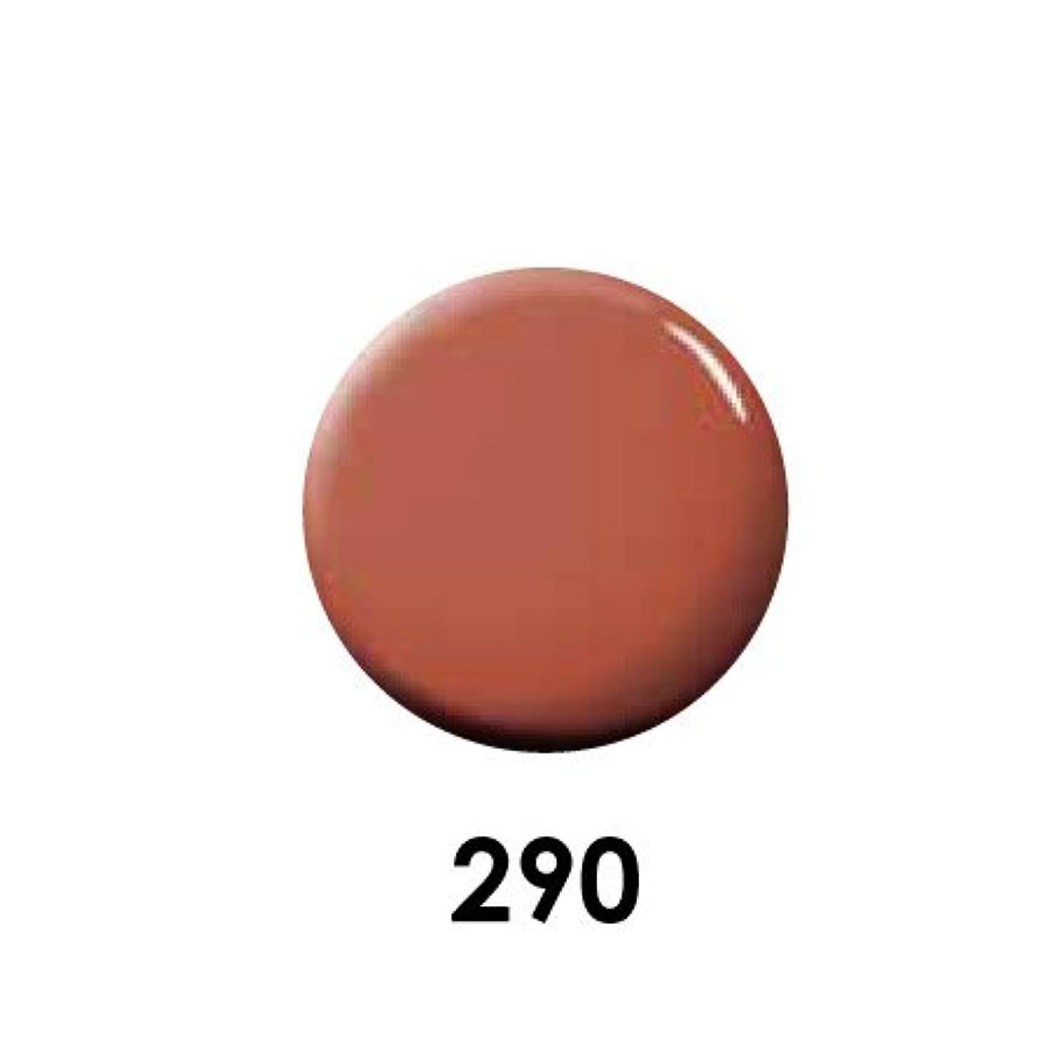 キモい印象ヒールPutiel プティール カラージェル 290 レッドソイル 4g (MARIEプロデュース)