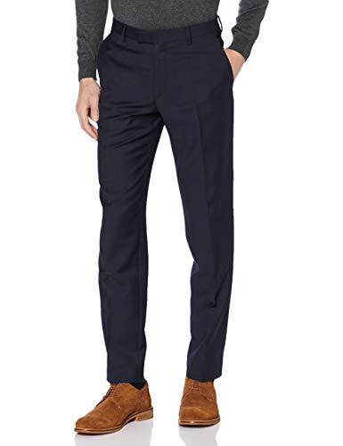Pierre Cardin Hose Dupont, Pantalon de Costume Homme Bleu (Navy 3050) 106