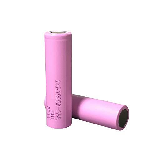 berglink 100% Originale 18650 35e 3500 mAh Inr1865035e Batterie al Litio a Scarica da 20 a, per Batteria di Alimentazione per Sigaretta Elettronica