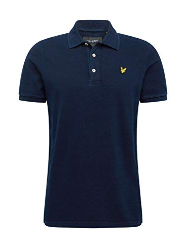 Photo of Lyle & Scott Mens Indigo Polo Shirt XL