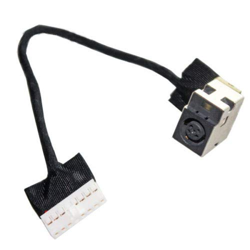DBParts DC Power Jack Cable for HP Compaq CQ62-209WM CQ56-109WM CQ56-201NR CQ56-219WM CQ62-213NR CQ62-214NR CQ62-215DX CQ62-215NR CQ62-219WM CQ62-220US CQ62-231NR CQ62-411NR CQ62-412NR CQ62-413NR