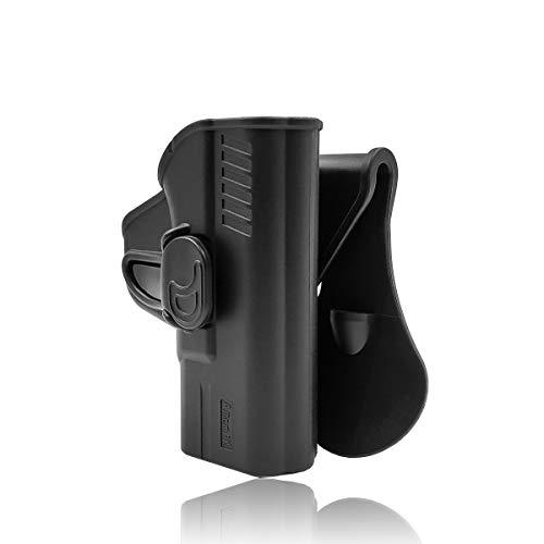 mp shield holster owb - mp shield 9mm holster owb