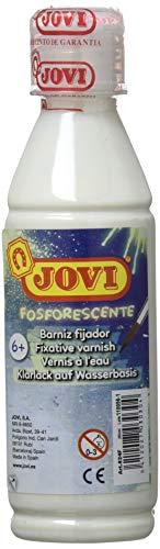 Herso- Barniz Fosforescente, Color flúor, 250 ml (Jovi 8412027030304)