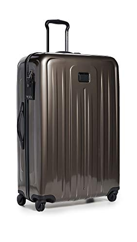 TUMI - V4 Extended Trip Expandable 4 Wheeled Packing Class - Hardside Luggage for Men and Women - Mink
